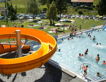 Freibad in Hittisau